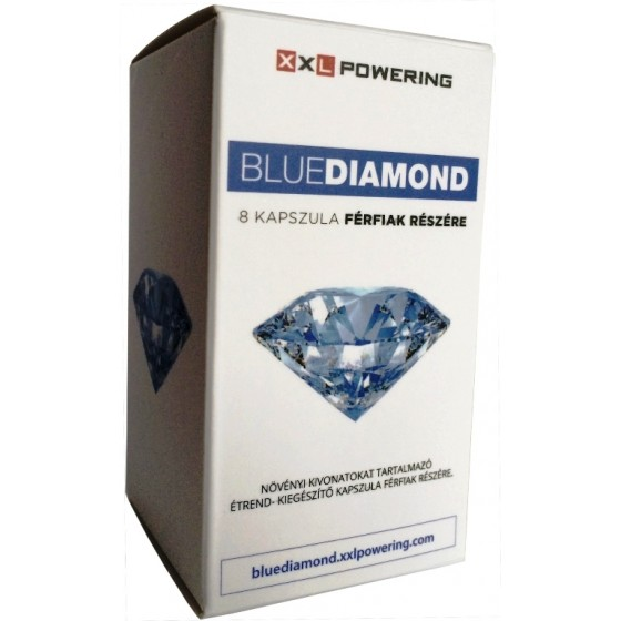 Pastile potenta Blue Diamond