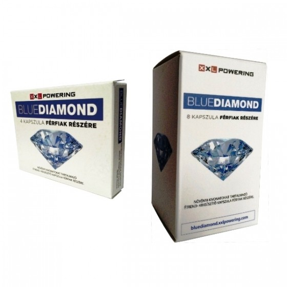 Pastile potenta Blue Diamond