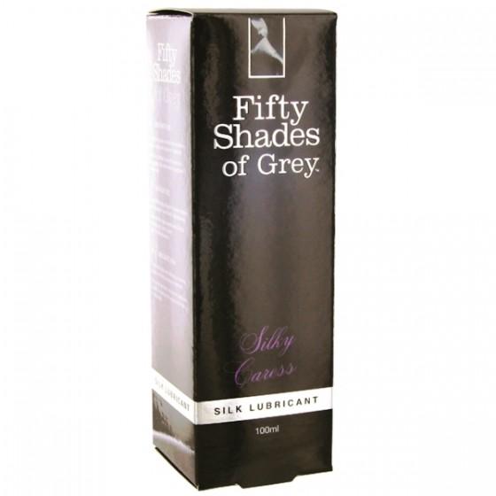 Lubrifiant Silky Caress Fifty Shades of Grey 100ml