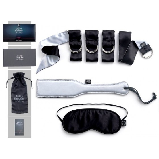 Set Bdsm Submit to Me Fifty Shades of Grey