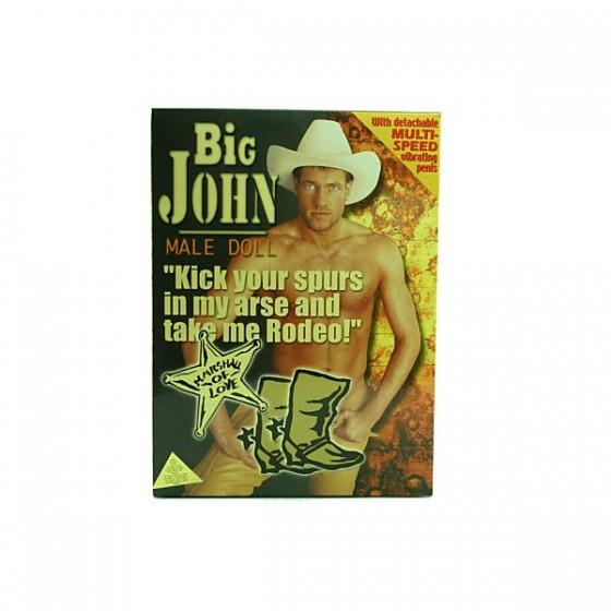 Papusa Gonflabila Big John