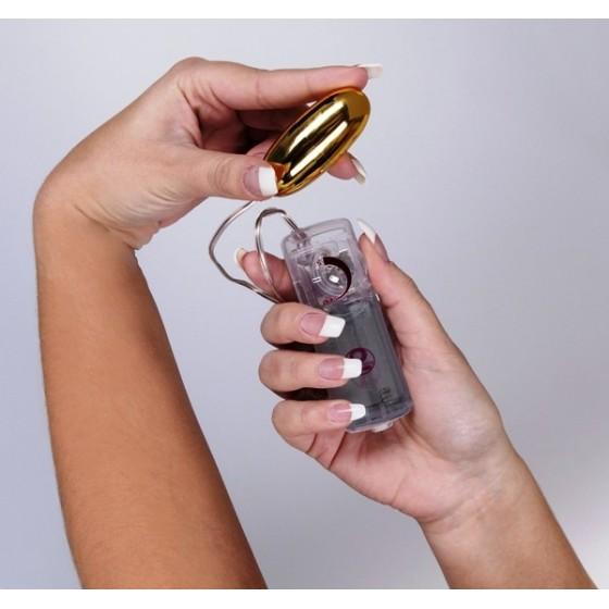 Ou vibrator Golden Star 6cm