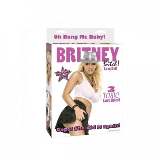Papusa gonflabila Britney