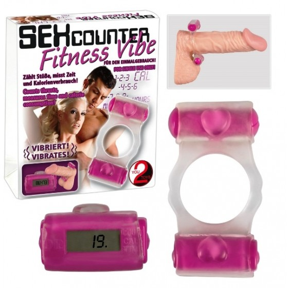 Inel penis Sex Counter Fitness