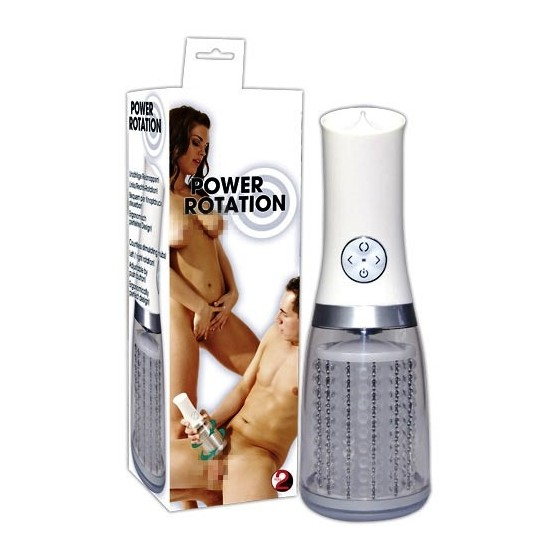 Masturbator Power Rotation