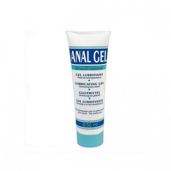 Lubrifiant anal Gel 50ml