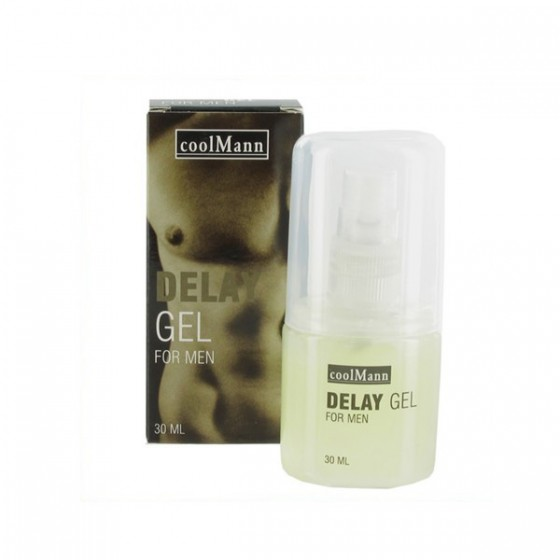 Gel Coolman Delay 30ml