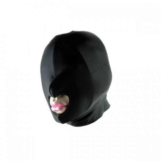 Masca Spandex- un orificiu