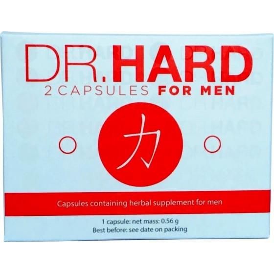 Pastile potenta Dr.Hard