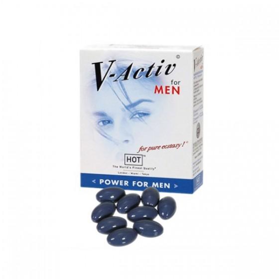Capsule pentru potenta Hot V-Activ