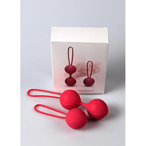 Set bile vaginale Cotoxo Cherry