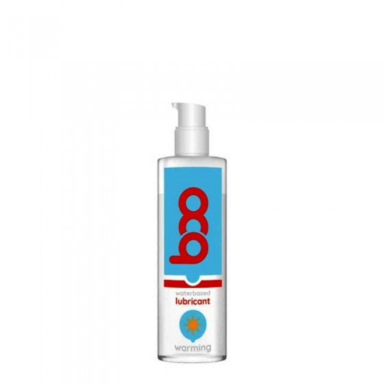 Lubrifiant Boo Waterbased Warming 150ml