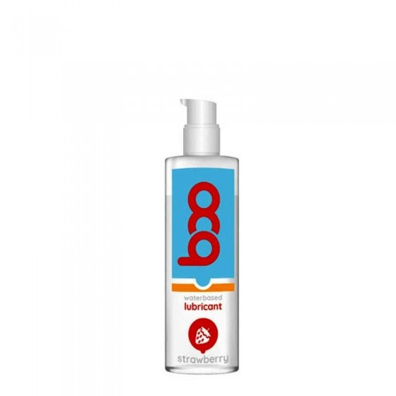 Lubrifiant pentru sex oral Boo Waterbased Strawberry 150ml