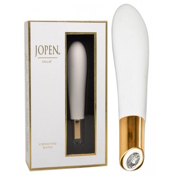 Vibrator Jopen Callie Wand USB 20cm