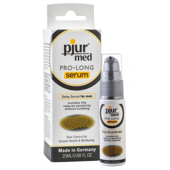 Spray contra ejacularii precoce Delay Pjur Med Prolong Serum 20ml