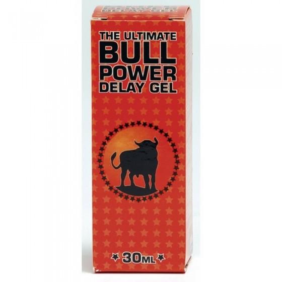 Gel contra ejacularii precoce Bull Power Delay East 30 ml