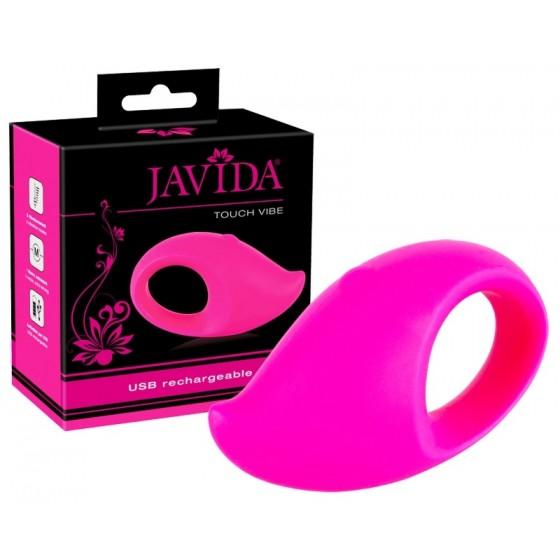 Vibrostimulator clitoridian Javida Touch USB