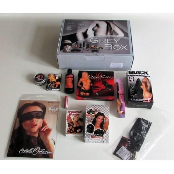 Set jucarii sexuale Grey Box 10piese