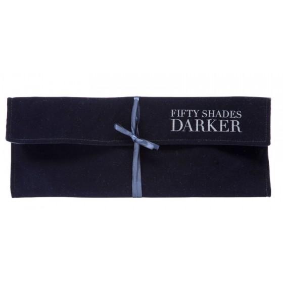 Padela piele Fifty Shades Darker 36cm
