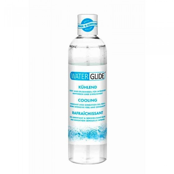Lubrifiant Waterglide Cooling 300ml