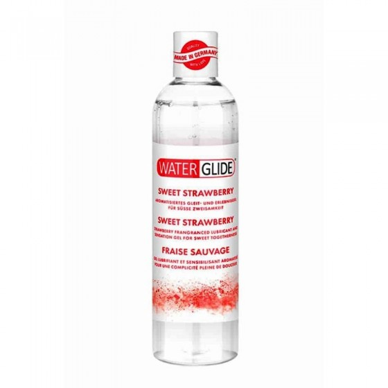 Lubrifiant pentru sex oral Waterglide Sweet capsuni 300ml