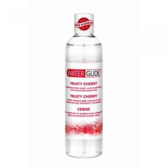 Lubrifiant pentru sex oral Waterglide Fruity cirese 300ml