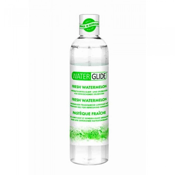 Lubrifiant pentru sex oral Waterglide Fresh Pepene verde 300ml