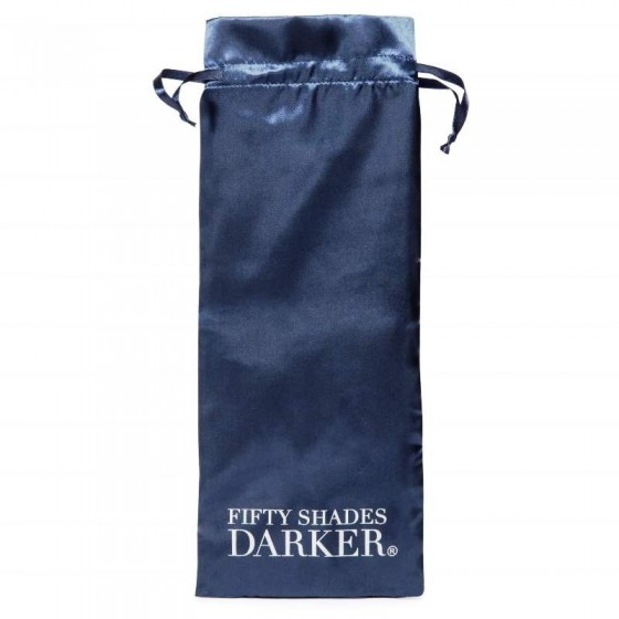 Dildo dublu din otel Deliciously Deep Fifty Shades Darker