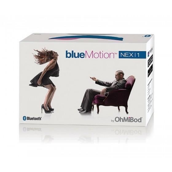 Chilot cu vibrator inteligent OhMiBod Remote Bluemotion Nex 1 App Bluetooth