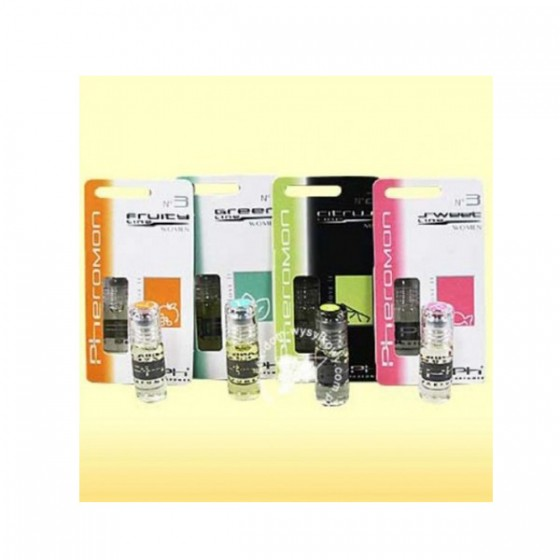 Parfum cu feromoni Blister Fruity 3ml