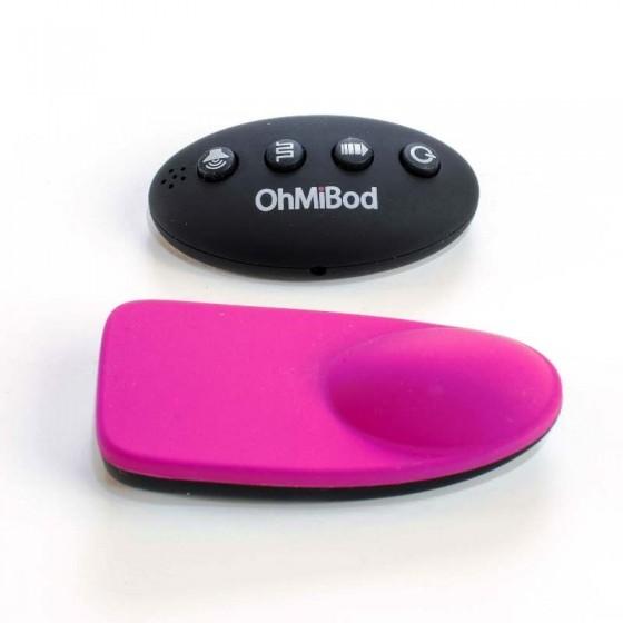 Chilot cu vibrator inteligent OhMiBod Club Vibe 3 Wireless