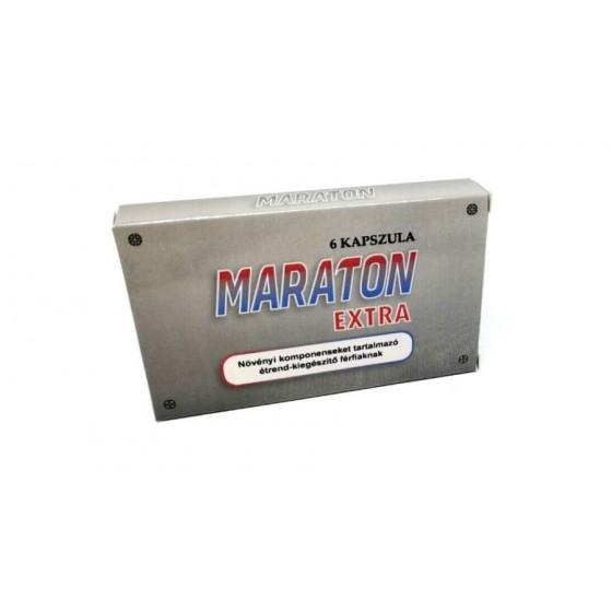 Capsule pentru potenta Maraton Extra 6 capsule