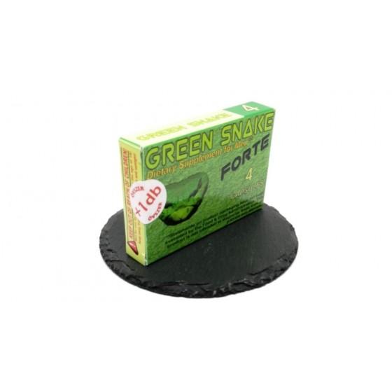 Capsule pentru potenta Green Snake Forte 4 capsule