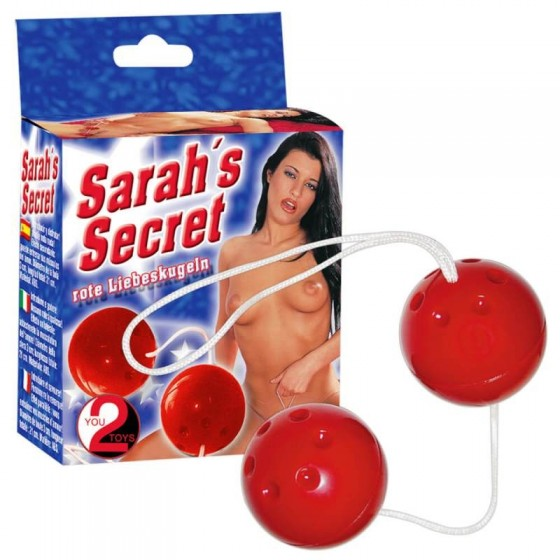 Bilele vaginale Sarah Secret