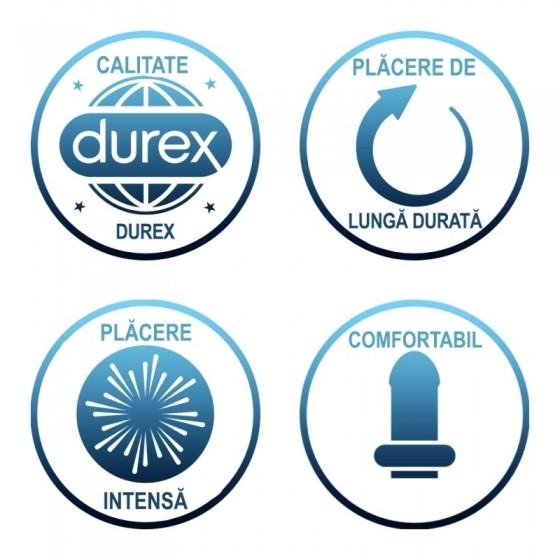 Inel Durex Pleasure Ring