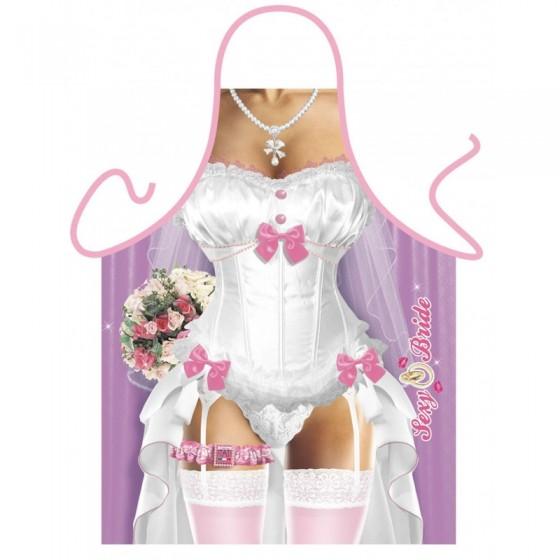Sort Sexy Bride