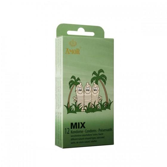 Prezervativ Amor Mix 12 buc