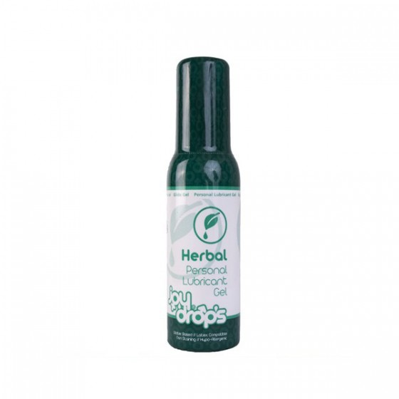 Lubrifiant Joy Drops Herbal Personal 100ml
