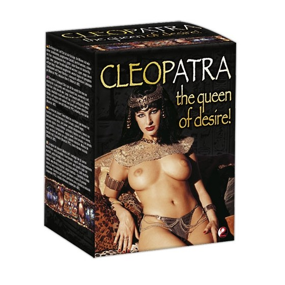 Papusa gonflabila Cleopatra