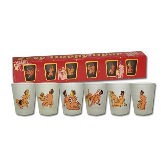 Set pahare 6Shot