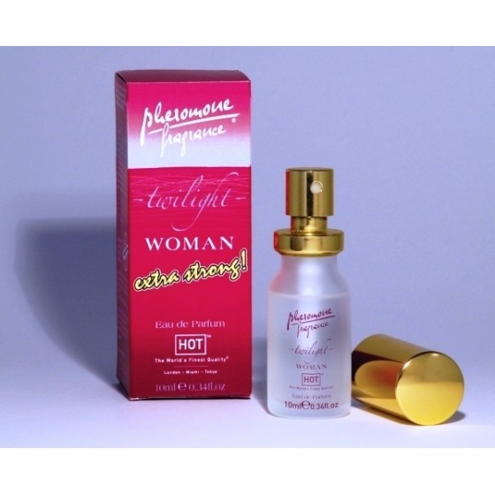 Parfum cu feromoni Hot Woman Twilight Natural 10ml