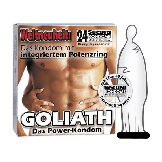 Prezervativ Goliath 24buc