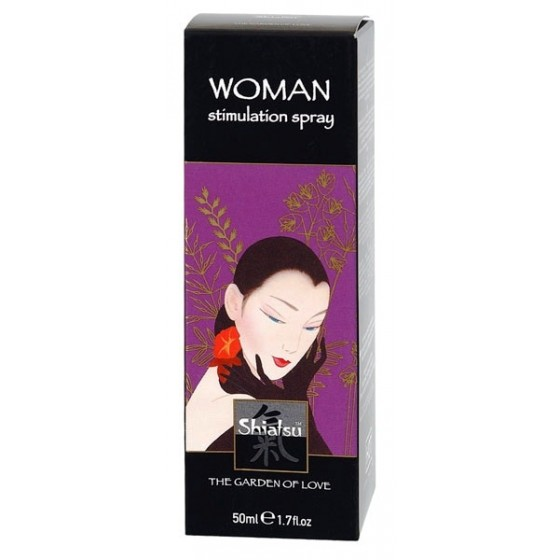 Spray clitoridian Geisha Dream Stimulating 50ml