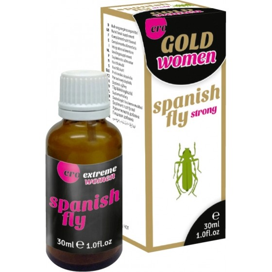 Afrodisiac Spanish Fly Women Strong 30ml