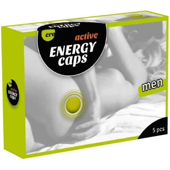Pastile potenta Men Energy 5buc