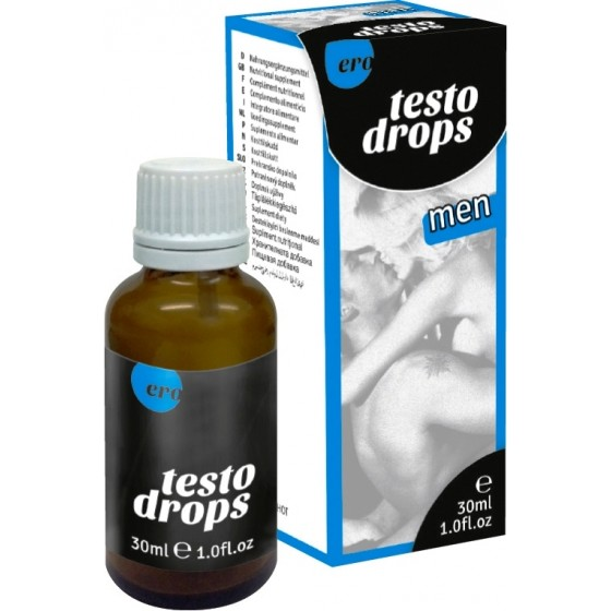 Afrodisiac Testo Drops Men 30ml