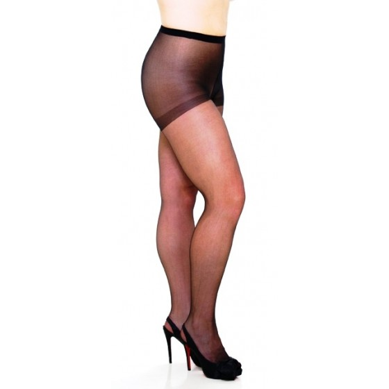 Ciorapi Sheer Pantyhose Queen Size