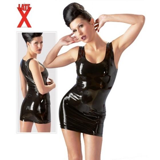 Dress latex mini