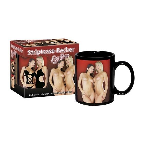 Striptease Mug Ladies