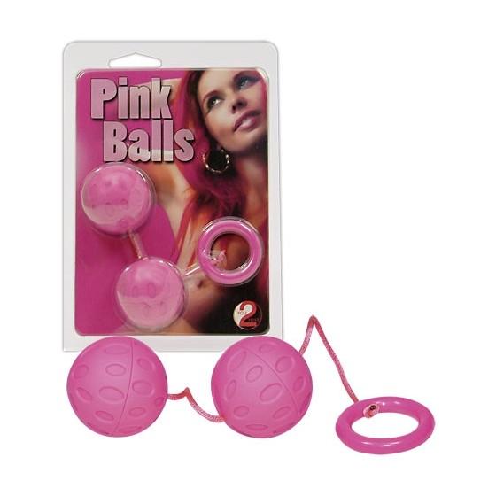 Pink Balls Love Balls